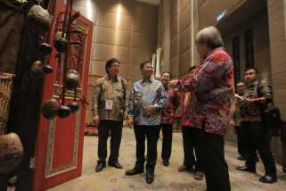 Kota Tangerang Tuan Rumah Pertemuan Peranakan Tingkat Asia