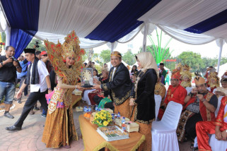 Arief Ajak Kaum Milenial Lestarikan Budaya Lokal