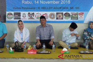 Temu relawan dan simpatisan Prabowo-Sandi se-Provinsi Banten