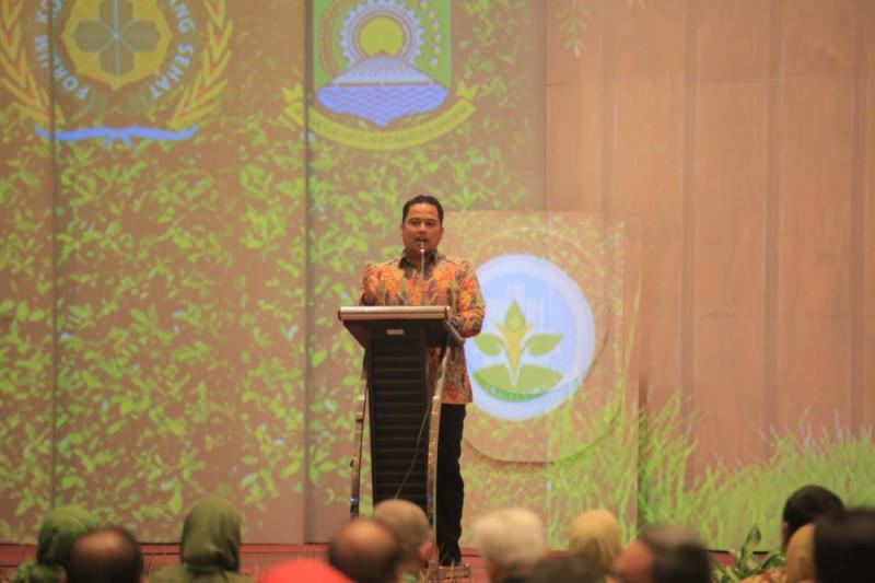 Pemkot Tangerang Jadikan Situ Gede Destinasi Wisata