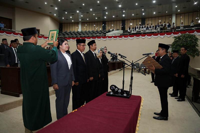 Lima Anggota DPRD Banten Diganti