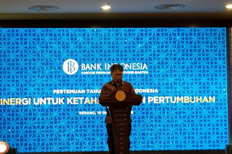 BI: Ekonomi Banten 2018 Tumbuh Sangat Baik