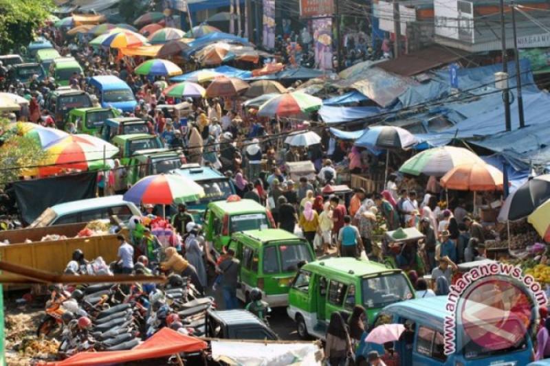 November Banten Alami Inflasi 0,40 Persen