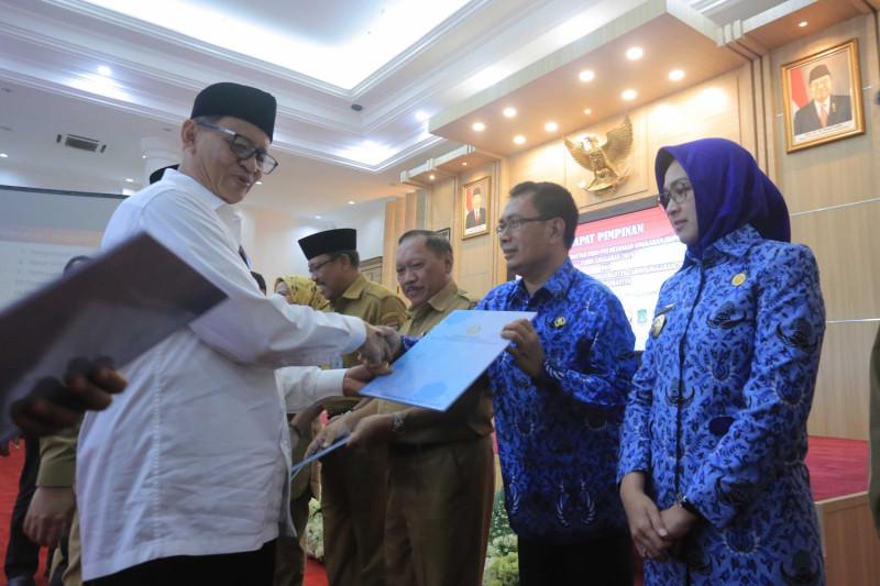 Pemkot Tangerang Terima Rp35 Miliar Terkait Dana Insentif Daerah
