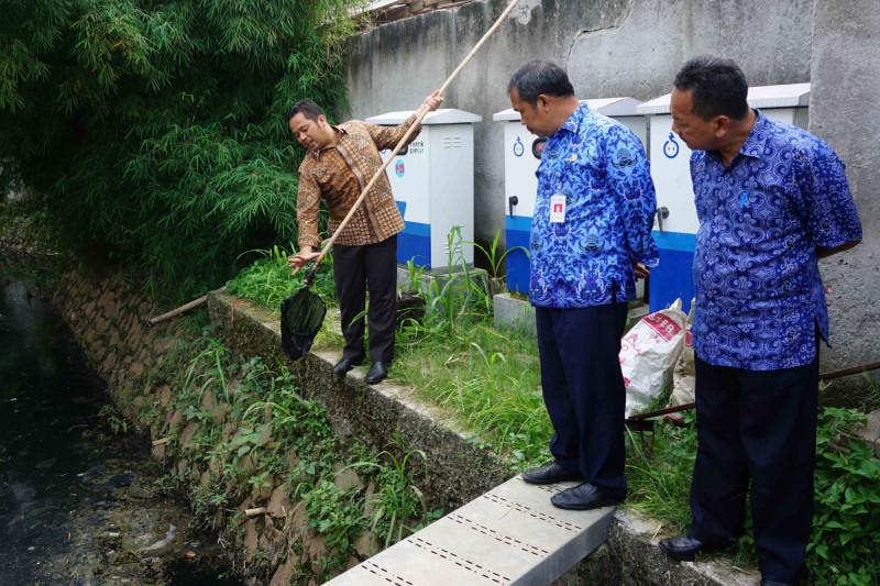 Pemkot Tangerang Percepat Pembangunan Drainase Antisipasi Banjir