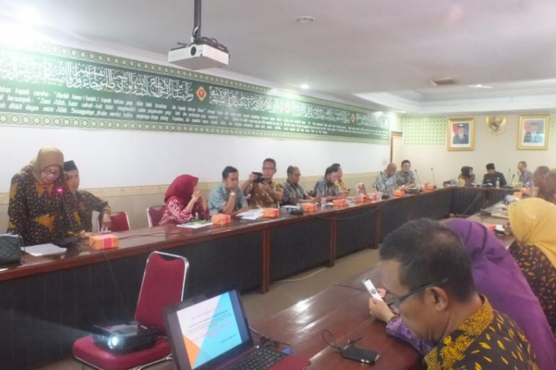 DKP Banten Apresiasi Pemkab Serang Mampu Pertahankan Pangan