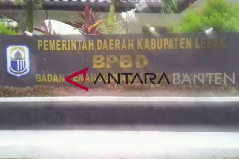 BPBD Lebak Salurkan Logistik Bagi Korban Longsor