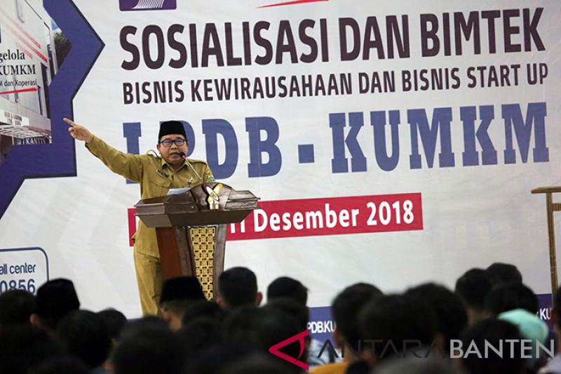 Sekda Banten: UMKM Penopang Utama Ekonomi Bangsa