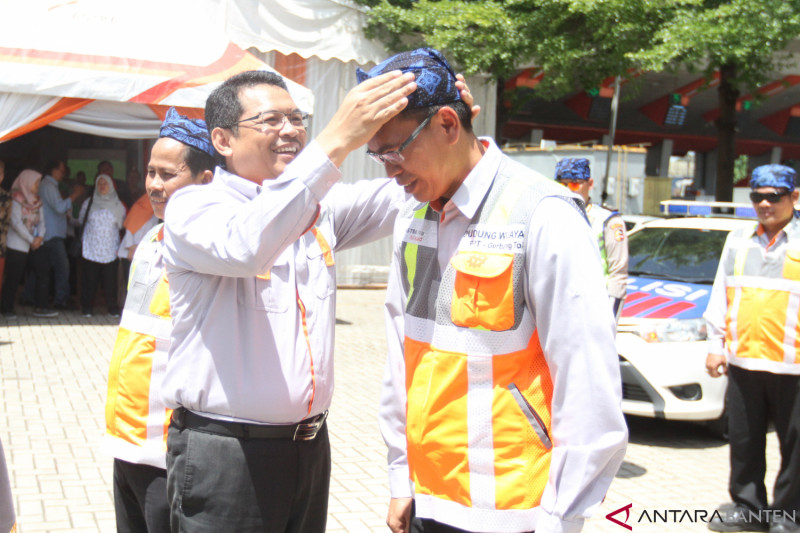 Lalin Tol Tangerang-Merak diprediksi naik 2,55 persen