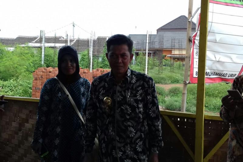 Hari Pertama Kerja, Wali Kota Serang Tinjau Terowongan Kaligandu