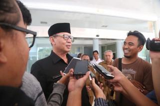 Gubernur Banten Evaluasi Serapan APBD 2018