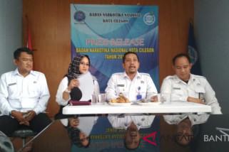 Dalam Dua Bulan, BNN Kota Cilegon Tangani 14 Kasus Narkoba