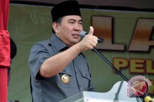 Gubernur Minta Setiap Organisasi Mendeklarasikan Menolak Korupsi