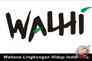 Walhi : KLH-Kemenhut kecolongan laporan BPK