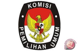 KPU : penyerahan daftar calon legislatif April 2013