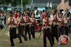 Kepahiang Juara Umum Perkemahan Integritas Bhayangkara