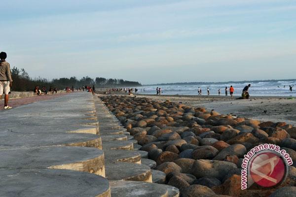 Keindahan panorama objek wisata Pantai Panjang Provinsi Bengkulu (FOTO