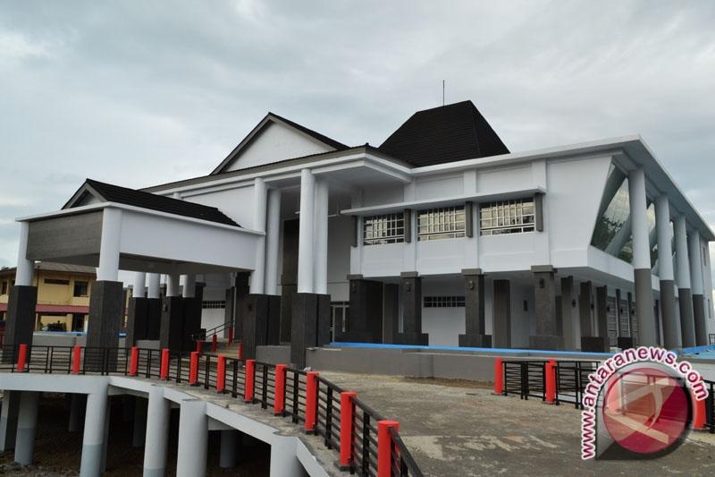 Download this Gedung Balai Agung Adat Bengkulu Foto Antara Awi picture