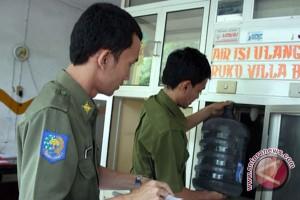 Dinkes Rejanglebong awasi penjualan depot air galon