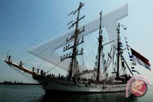 "KRI Dewa Ruci promosikan ""Wonderful Indonesia"""