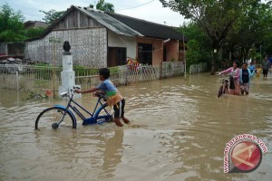 Banjir Sumsel lumpuhkan transportasi darat