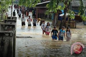 Puluhan rumah di Pidie hanyut diterjang banjir bandang