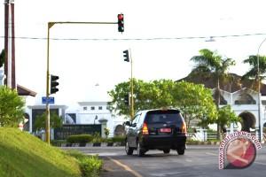 Pemkab Mukomuko tertibkan kendaraan dinas pejabat
