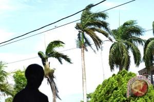 BMKG: Waspadai angin badai landa Kota Bengkulu