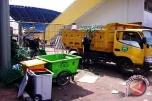 Pemkot Bengkulu Tambah Belasan Kontainer Sampah