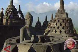 Jerman bantu pelestarian Candi Borobudur