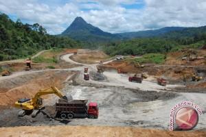 Kehutanan tegur tiga perusahaan pertambangan
