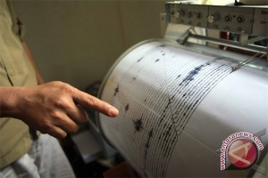 BMKG selidiki gempa bumi pertama di Kalteng