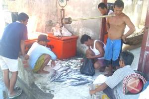 Hasil tangkapan nelayan Mukomuko turun drastis