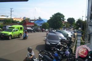 Pendapatan Parkir Kendaraan Di Mukomuko Rp4 Juta