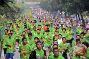 'Merapi Marathon 100K' dibanjiri pelari luar negeri