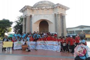 Warga Bengkulu Protes Warna Tugu Thomas Parr