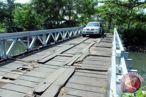 Seluma butuh perbaikan 30 jembatan