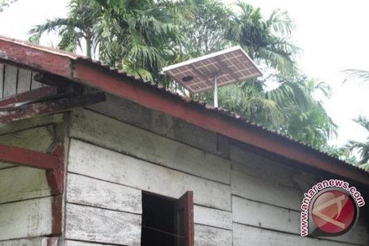 Rp7 miliar dana pengadaan PLTS di Bengkulu