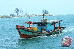 DKP Mukomuko: Tinggi gelombang membahayakan perahu nelayan