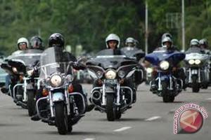 Ribuan bikers akan kumpul di medan