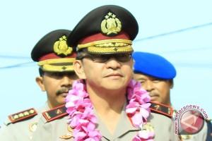 Kapolda Bengkulu upayakan pencegahan kegiatan teroris