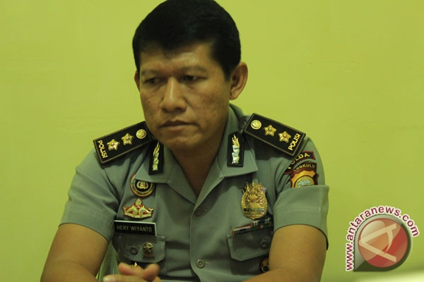 Kabid Humas Polda Bengkulu, AKBP Heri Wiyanto ((Foto Antarabengkulu