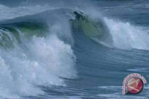 BMKG imbau nelayan waspadai gelombang 2,5 meter