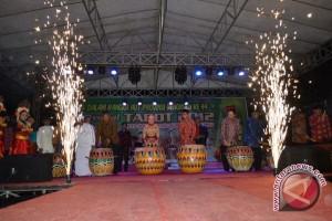 Rejanglebong promosi wisata di Festival Tabot