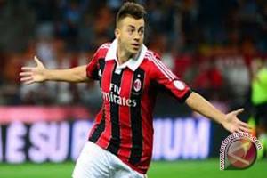 Milan bermain imbang 2-2 dengan Sampdoria