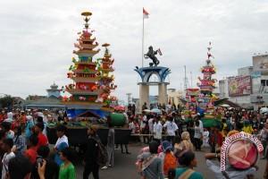Festival Tabot Bengkulu  Jadi Event Internasional