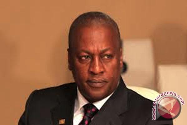 Presiden Ghana, John Dramani Mahama. (Foto Istimewa)