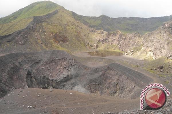 Intensitas Kegempaan Gunung Kaba Meningkat