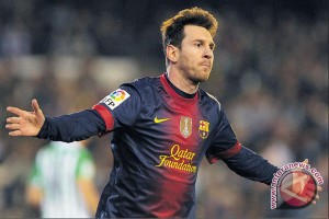 Messi yang setangah bugar dipanggil Timnas Argentina