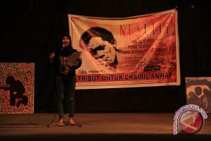 Seniman Bengkulu kenang Chairil Anwar